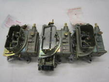 Ford New 390-406 Holley Tripower 3x2 Trips List  2436-2437