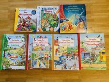 4 x Mein großes Wimmel- und Wörterbuch & 3 x Ravensburger Bücher TOP !!!