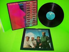 A Flock Of Seagulls ‎Listen 1983 Vinyl LP Record Album Wishing Synthpop New Wave