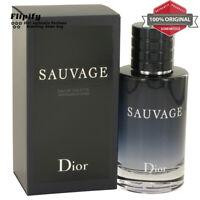 Sauvage Cologne 3.4 oz / 6.8 oz / 2 oz EDT Spray for MEN by Christian Dior