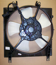 NEW Radiator Cooling Fan Assembly Fits: Mitsubishi Mirage 1997-02 1.5 & 1.8L M/T
