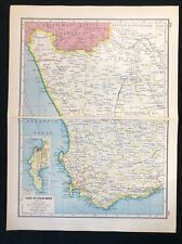 South African Antique Africa Maps & Atlases 1920-1929 Date Range | eBay
