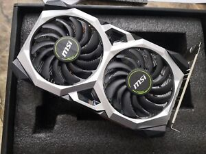 MSI GeForce GTX1660 SUPER 6GB GDDR6 VENTUS XS OC