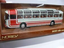 1/43 Norev Saviem S53M Excursion 1976 weiß/rot 530011