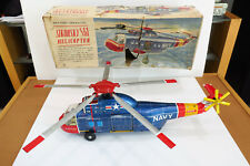Batt Op Sikorsky S-61 Helicopter with Original Box, works perfectly