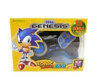 New Sega Genesis Plug & Play 12 Classic Games Alex Kidd - Sonic - Alien Storm
