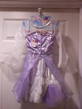 Barbie Magic of Pegasus Princess Annika Girls Dress Gown Halloween Costume NEW
