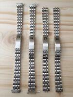 "4 Armis / Armband Uhr Tissot Lady 11MM Stahl Edelstahl - New Old Lager 1970 """