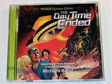 Richard Band THE DAY TIME ENDED and THE DUNGEONMASTER Soundtrack CD (Near Mint)