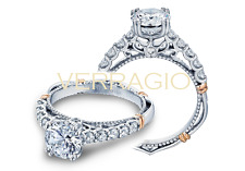 BRAND NEW Verragio Engagement Ring PARISAN-D-103L with 0.40 CT of Diamonds Ring