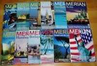 12x Merian 2002 komplett 55. Jahrgang Hefte 1-12 Zeitschrift Reise Europa Welt