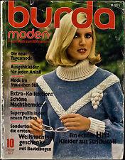 Burda Moden 10.1977