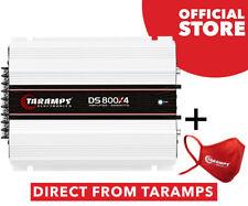 Taramps DS 800x4 800 watts 2 Ohms Amplifier Class D 4 Channel + FACE MASK