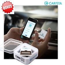 Bluetooth OBD2 Adapter and App Carista : Diagnose Customize Service your Car UK