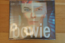 MegaRare David Bowie Best of Bowie 6 Track Sampler MINT Promotional Item EMI