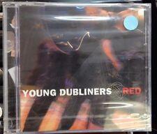 YOUNG DUBLINERS -RED *CD NEW/NUOVO SIGILLATO RARO