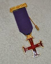 Masonic Red Cross of Constantine Companions Breast Jewel (RCC003)