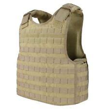 Condor #DFPC Tactical Defender Body Armor Plate Carrier - Tan