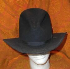 River Junction Black Cowboy Hat-used