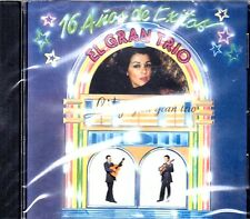 LILY Y SU GRAN TRIO - 16 AÑOS DE EXITOS- CD ORGINAL