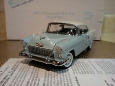 Danbury Mint 1955 Chevrolet Bel Air.Ultra Rare Coupe 1:24.Nib Undisplayed.Mint