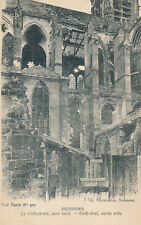 PC53543 Soissons. La Cathedrale Face Nord. G. Nougarede. Neurdein