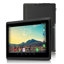 "iRULU 7"" Tablet 8GB Google Android 6.0 Quad Core Dual Cam 1024*600 Wi-Fi Black"