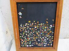 LOT Ancien 201 pins collection publicitaires variées