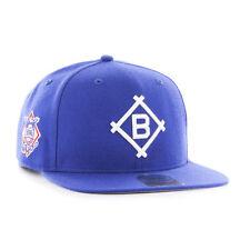 Brooklyn Dodgers - '47 Brand MLB Snapback Hat Cap - Sure Shot - Los Angeles LA