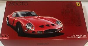 Fujimi 123370 N Gauge Building Kit 1/24 Ferrari 250 Gto