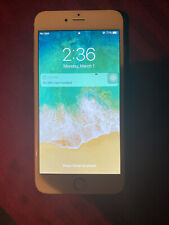 New listing Apple iPhone 6 Plus - 128Gb - Silver (At&T) A1522 (Gsm)