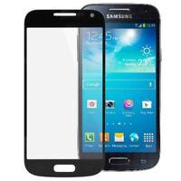 Verre Avant Noir Pièces de Rechange pour Samsung Galaxy S4 Mini/ i9190