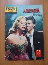 Your movies 41/1957 Alraune Erich Von Stroheim, Hildegarde kneff