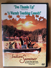 Indian Summer 1993 Camp Reunion Comedy Drama Region 1 US DVD