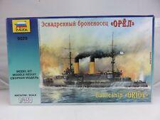 Zvezda RUSSIAN BATTLESHIP ORIOL 1/350 Scale Plastic Model Kit 9029 UNBUILT