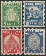 Briefmarken mit Geschichte Thema aus Litauen