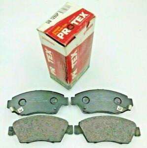DB1286 Protex Front Brake Pads for Honda CRX, Civic, Jazz, CR-V, Integra