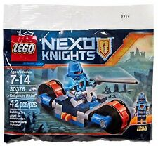 LEGO NEXO KNIGHTS KNIGHTON RIDER (30376) - RETIRED -  NEW FACTORY SEALED PACKAGE