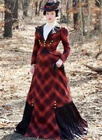 Sewing Pattern Misses' Victorian Edwardian Historic Costume Jacket Top Skirt