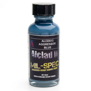 ALCLAD2, ALCE613 AGGRESSOR BLUE FS35109