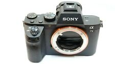 Sony Alpha A7 II 24.3MP Digital Camera - Black /  For Parts AS-IS