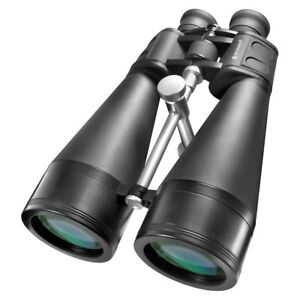 Barska AB10768 X-Trail 30x80 Binocular w/ Braced-in Tripod Adapter