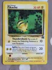Pikachu 1x Quantity Pokémon Individual Cards in English
