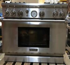 "Thermador Professional 36"" Duel Fuel Range With Convection And Griddle"