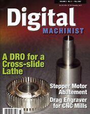 Digital Machinist Magazine Vol. 2 No.3 Fall 2007