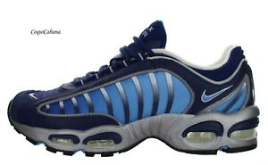 """Nike Men's """"Air Max Tailwind IV"""" Blue Multicolor Training Shoes Multiple Size"""