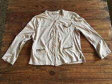 Used - Jacket PRADA Chaqueta corta 100% Cotton - Light Pink color - Size M Usado