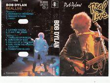 K 7 AUDIO (TAPE) BOB DYLAN *REAL LIFE*