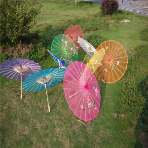 Chinese Umbrella Retro Classic Umbrella Oil Paper Umbrella Decorative Umbrella