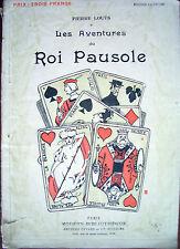 Les Aventures du Roi Pausole / Pierre Louÿs / Carlègle / Arthème Fayard 1926